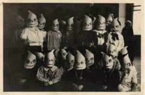 Scary vintage Halloween costumes – in pictures | Life and style ...