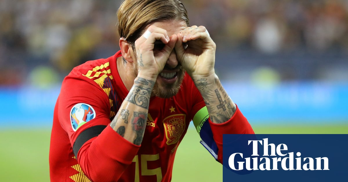 Euro 2020 qualifying roundup: Spain cling on, Italy rally and Pukki scores