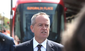 Bill Shorten: 'The minimum wage in Australia should be a living wage.'