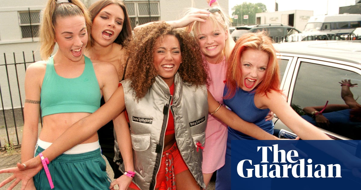TV tonight: how Spice Girls and their girl power changed Britain