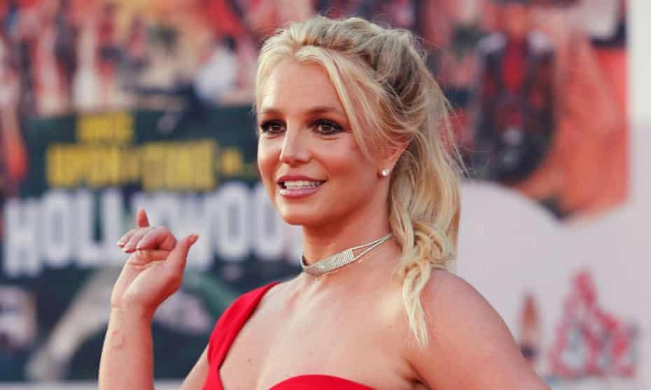 Britney Spears in Los Angeles in July 2019.