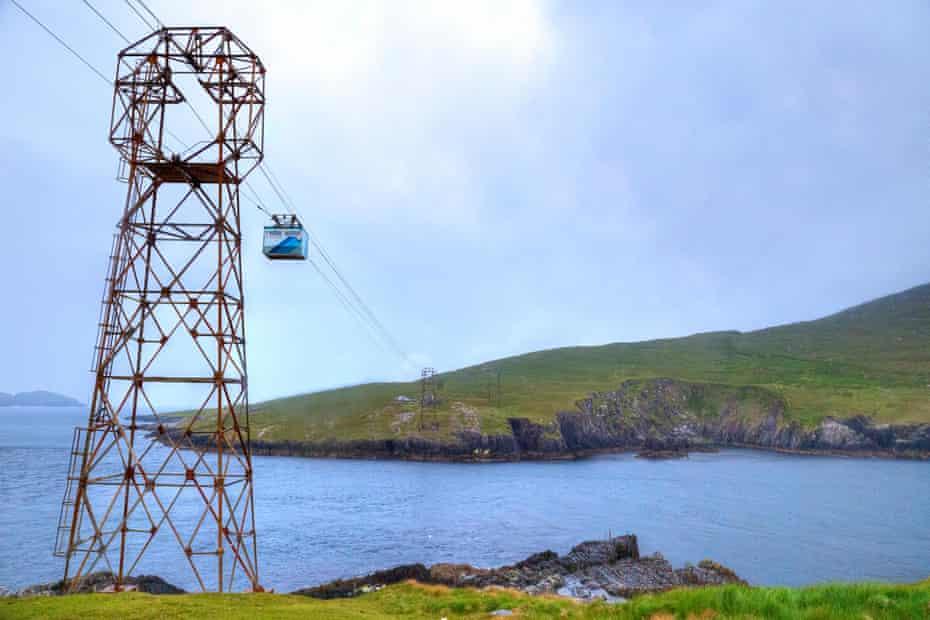 Dursey Cable Car, Ballaghboy