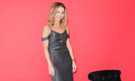 What I wore this week: the cold-shoulder party dress