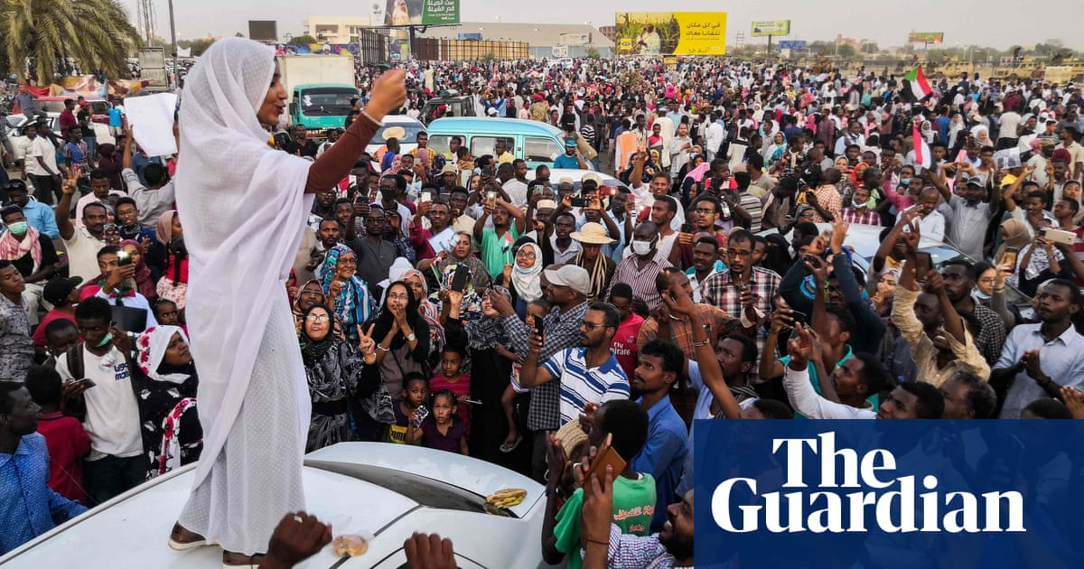 How protesters toppled Sudan's Omar al-Bashir – podcast