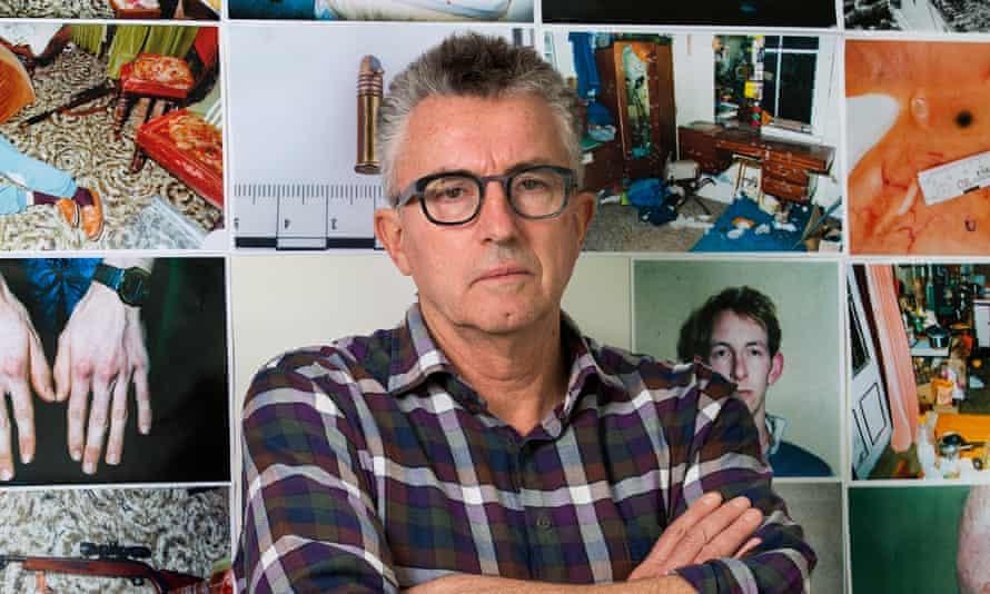 Martin van Beynen presenter of the Black Hands Podcast