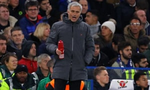 José Mourinho's reactive approach was to the fore on Sunday, and he did not appear to want to take the game to Chelsea, as Manchester City had done previously.