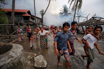 Advocates warned Facebook that Rohingya have faced violence as the result of misinformation.