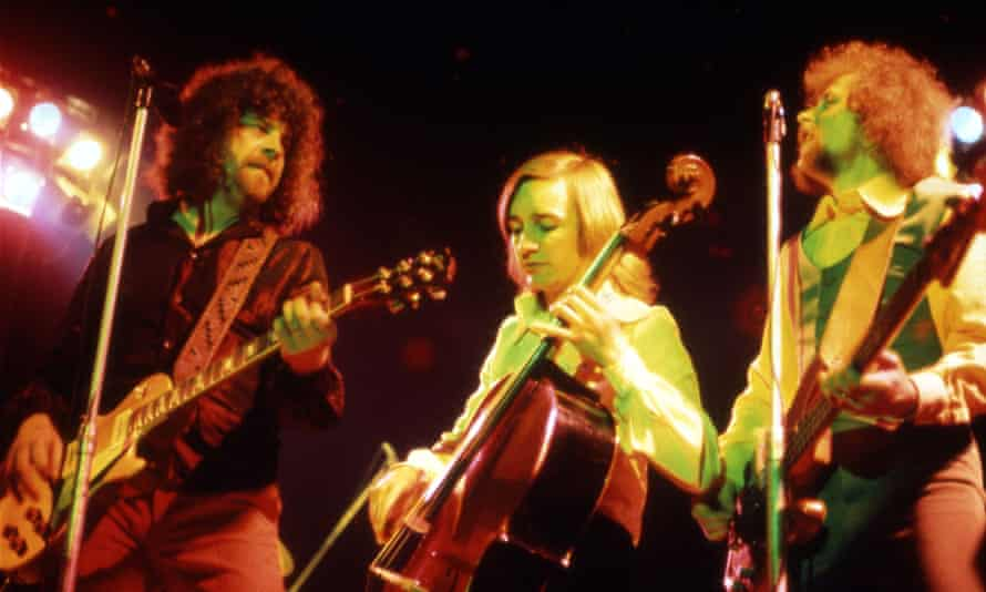 Electric Light Orchestra's hit Mr Blue Sky is a lockdown favourite.