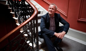 Pasi Sahlberg, a Finnish education guru