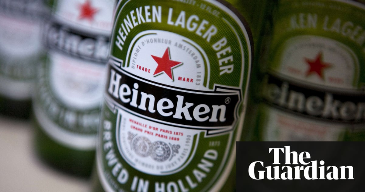 Not Remotely Refreshing Global Health Fund Criticised Over Heineken