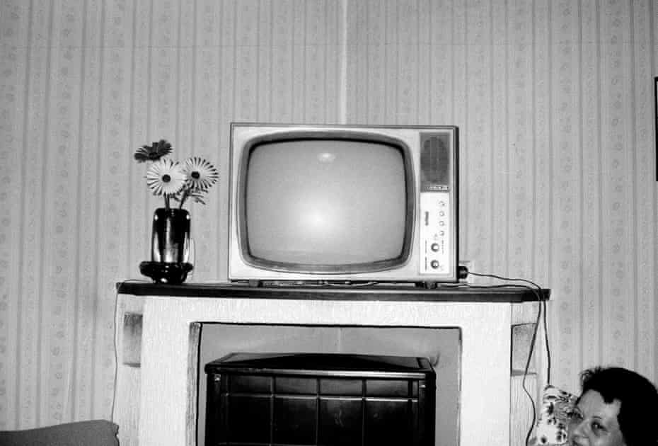 Still Life With TV, 1984.