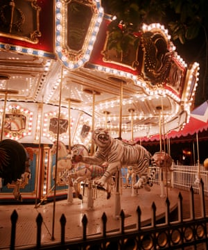The Carousel, Palm Beach Zoo, West Palm Beach,
