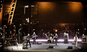 Low Life performing in the Joan Sutherland Theatre.