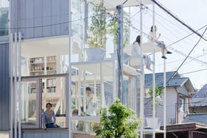 The Japanese House … Fujimoto, House NA, 2011.