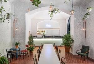 Parlour Café, Prague
