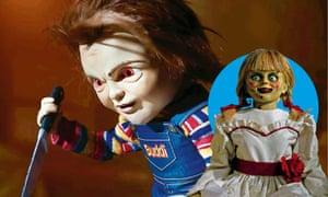 Chucky and Annabelle