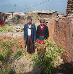 Bal and Phul Sunar from Jymarung in Dhading