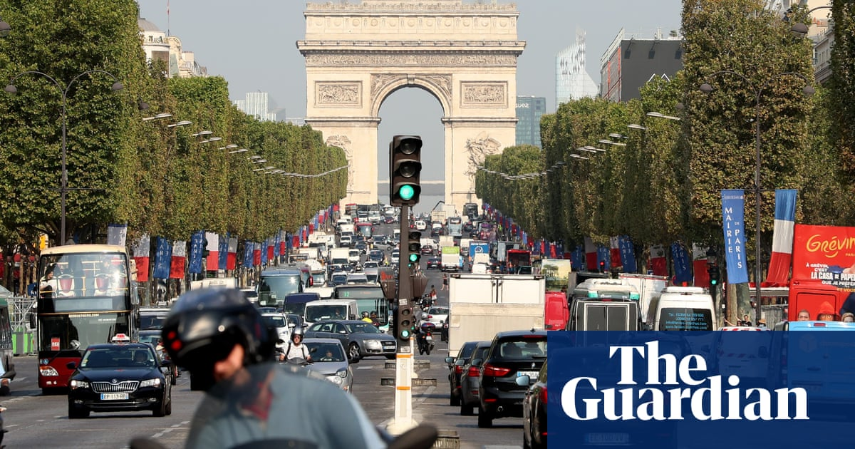 Paris man jailed for three months for slapping woman's bottom   World news   The Guardian