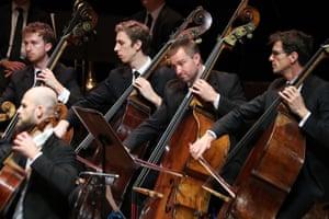 The Sydney Symphony Orchestra plays Messiah, Hallelujah Chorus.