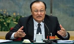 Shohrat Zakir, Xinjiang Chairman