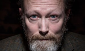 'I'd been fighting it for a while' … Lars Mikkelsen, star of Ride Upon the Storm.