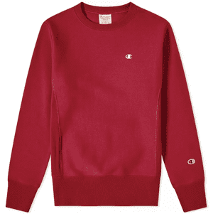 Reverse weave sweatshirt, £79, Champion, endclothing.com
