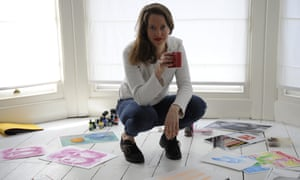 Rosa Roberts, founder of Sketchout