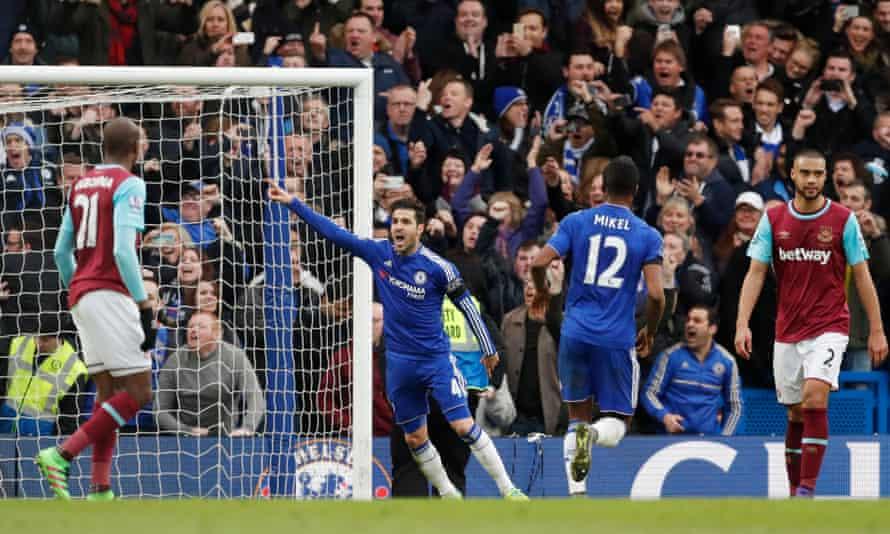 Chelsea v West Ham-Premier League