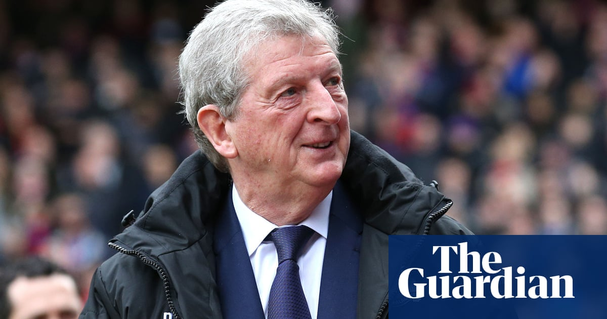 Roy Hodgson: from boyhood supporter to Crystal Palace legend