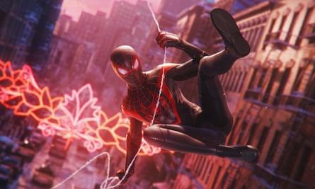 Zippier… Marvel's Spider-Man: Miles Morales.
