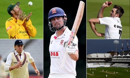 Dan Christian, Sir Alastair Cook, Craig Overton and Tom Lammonby were excellent this season.
