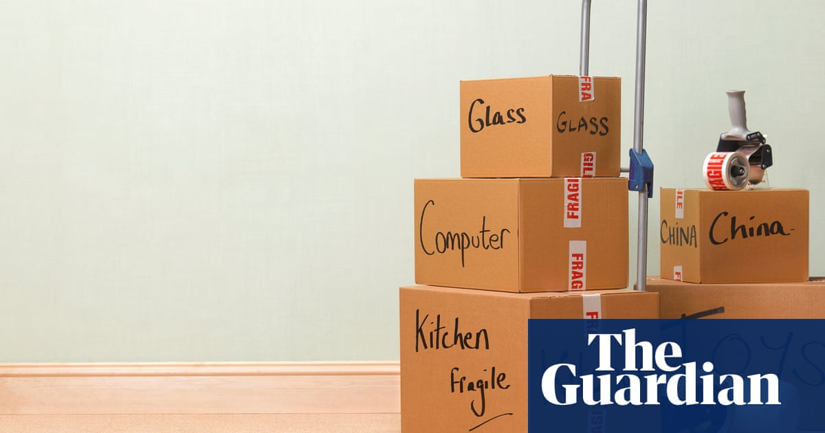 We've moved house, but every purchase feels fraught with indecision