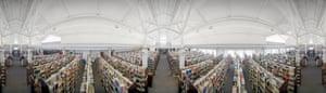 Carey S Thomas Library Denver Seminary CO, 2013