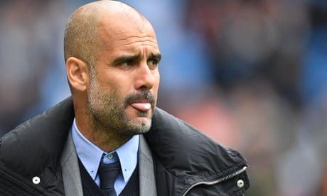 Brighton v Manchester City: Premier League –live