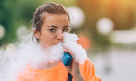 Legal loophole allows children to get free vape samples
