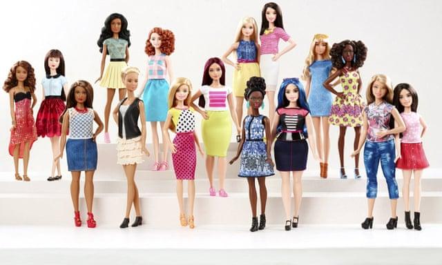 dbf1c6cbaa7c Η Barbie απέκτησε καμπύλες και όχι μόνο! Δείτε τα 27 νέα μοντέλα που  κυκλοφόρησαν (Pics   Vid) - Newsbomb - Ειδησεις - News