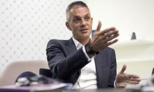Tim Davie, chief executive of BBC Studios, turned down the Premier League's advances.