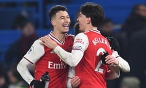 Gabriel Martinelli and Héctor Bellerín are among the players brought to Arsenal by the head of recruitment, Francis Cagigao.