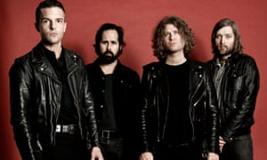 Their best songs in a decade … the Killers.