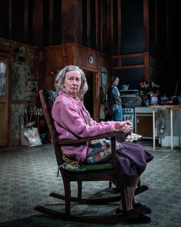 Ingrid Craigie in The Beauty Queen of Leenane.