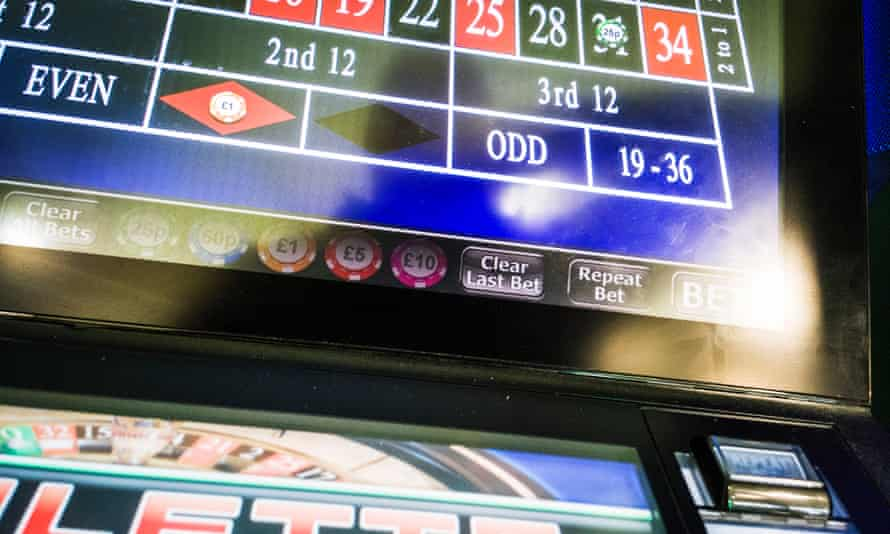 A fixed-odds betting terminal