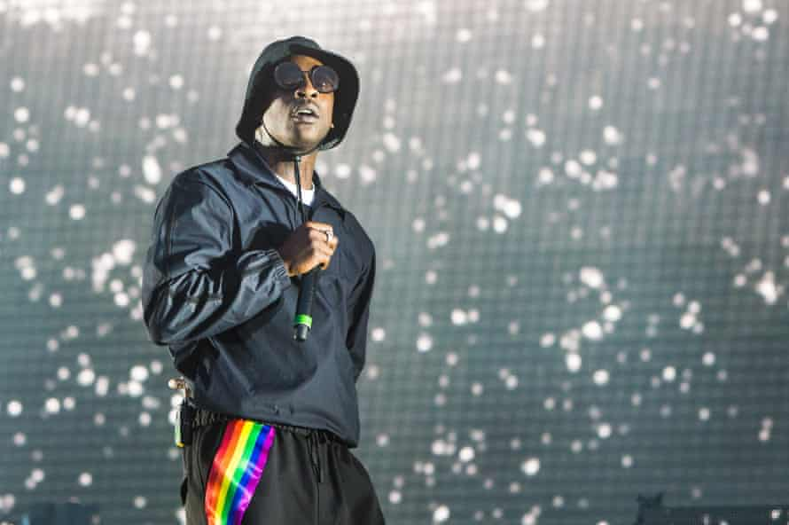 Skepta tops Saturday's roster of grime and rap acts.