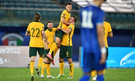 Ajdin Hrustic points to bright future as Socceroos dust off cobwebs in Kuwait   Emma Kemp