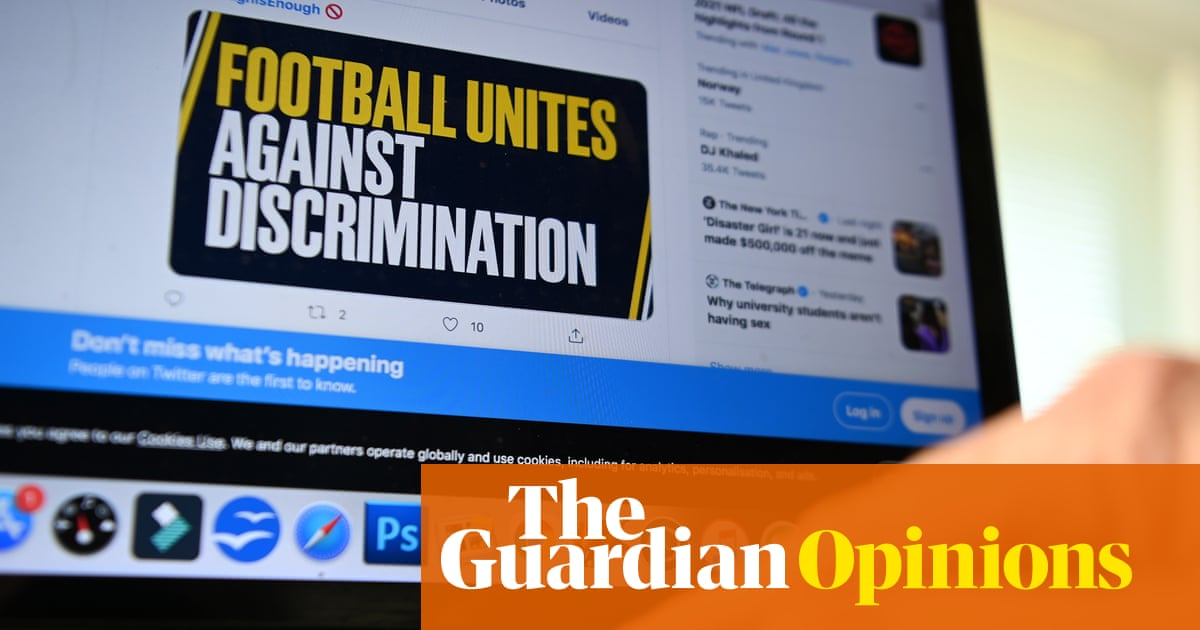 Trolls can be hunted down and rooted out. So why aren't social media giants doing it?   Sean Ingle