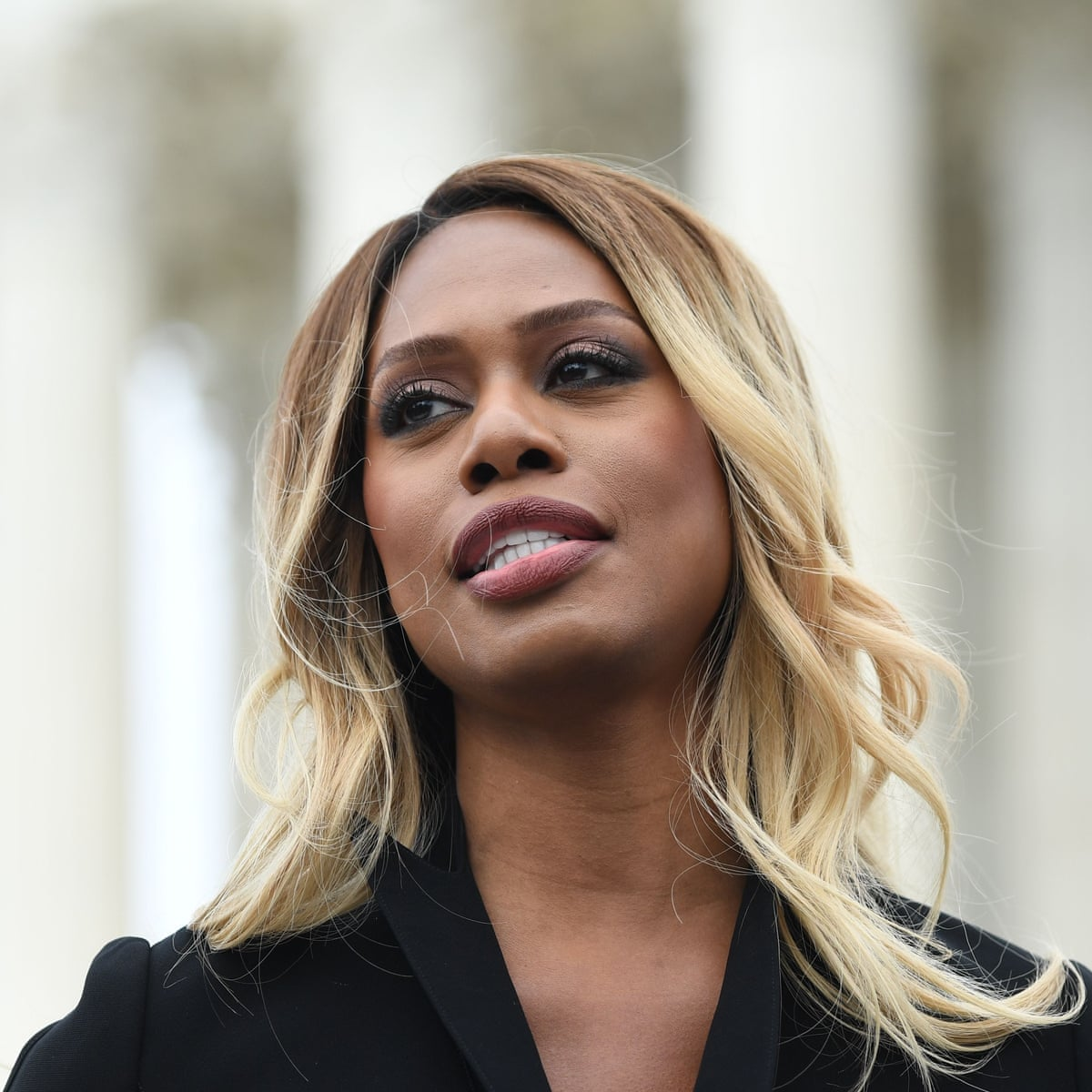 Laverne Cox targeted by transphobic attack in Los Angeles | LGBT rights |  The Guardian