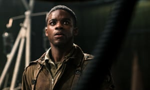 'Man, if you did your research, you would know they weren't really fighting monsters!' … Jovan Adepo