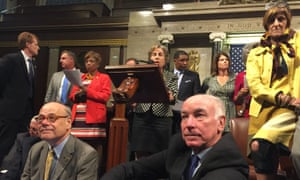 Democrats move gun manage sit down-built-in on Periscope after Republicans turn tv cameras off