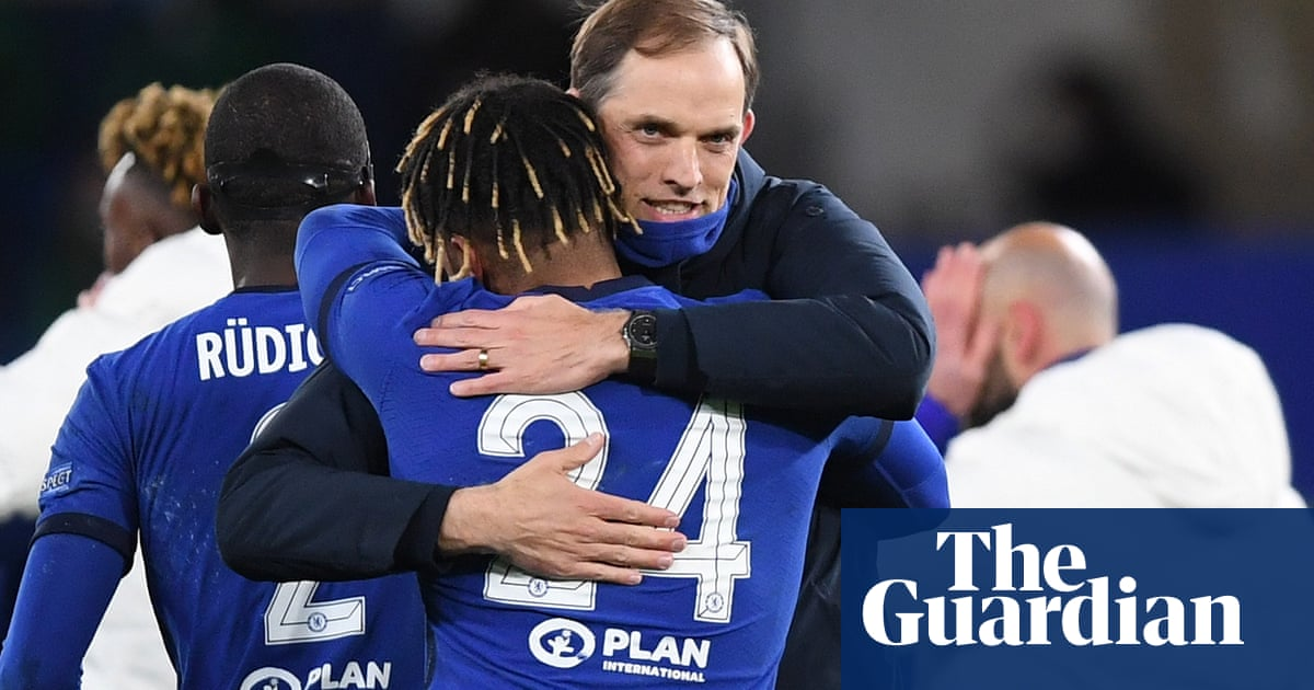 Chelsea 'will arrive in Istanbul to win' Champions League, pledges Tuchel