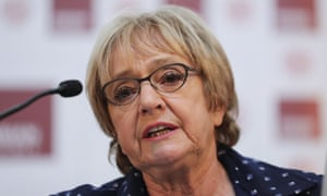 Margaret Hodge said she was 'still no wiser as to what I'm accused of'.