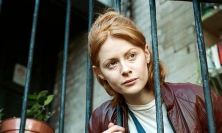 Potent restraint … Emily Beecham in Daphne.